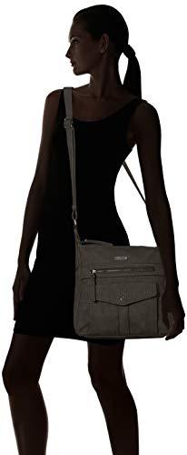 001 bandoulière Black Noir sac Adriana Tamaris x8Xqp0H