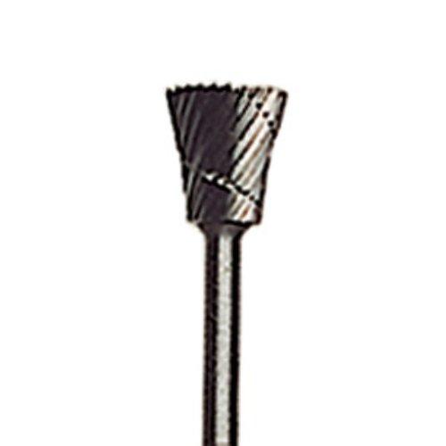 High Speed Steel Burs, Inverted Cone, 3.30 Millimeter   BUR-302.13