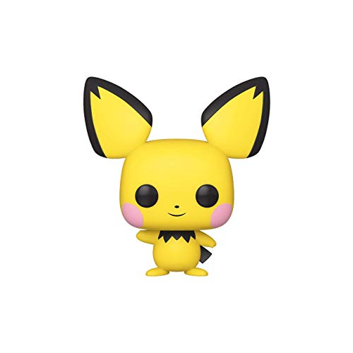 Funko Pop! Games Pokemon (S2) - Pichu Vinyl Figure