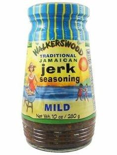 Walkerswood Mild Traditional Jamaican Jerk Seasoning (Set of 2)