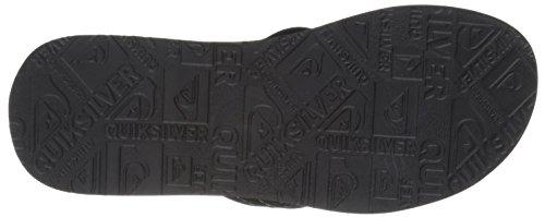 Quiksilver uomini carver scamosciato arte 3 punto sandalo - - - scegliere sz / colore 096da3