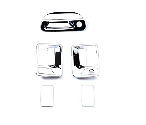 Putco 401214 Door Handle Cover with Tailgate Handle