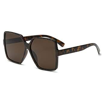 Amazon.com: GRFISIA - Gafas de sol cuadradas para hombre ...