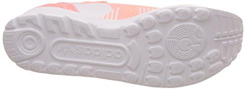 orange Zx Couleur Blanc Bb2308 Flux Adidas Pointure 40 6 RAUZqqXx