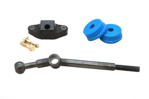 Torque Solution Short Shifter & Bushings Combo: Subaru WRX 2008-2014 by Torque Solution