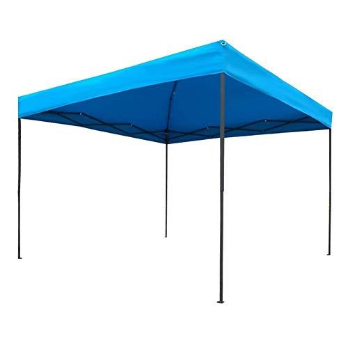 - Le Papillon 10 x 10 Ft Instant Foldable Outdoor Pop up Canopy, Sky Blue