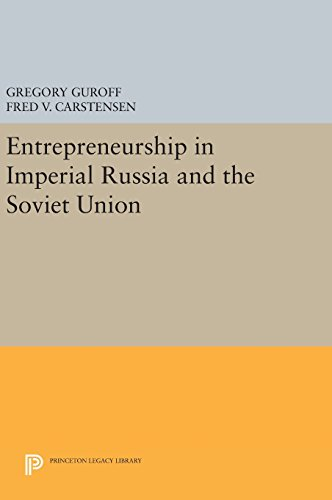 Entrepreneurship in Imperial Russia and the Soviet Union (Princeton Legacy Library)
