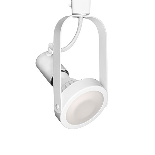 Series Track Lighting - WAC Lighting LTK-764-WT L Series Line Voltage Track Head