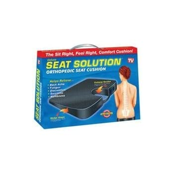 Seat Solution Orthopedic Seat Cushion