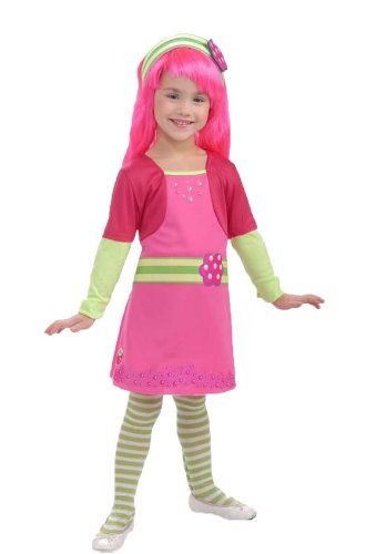 Rubies Strawberry Shortcake and Friends Raspberry Tart Costume, Toddler -