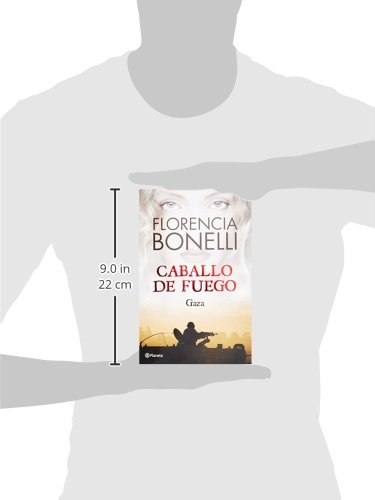 Caballo de Fuego 3. Gaza (Spanish Edition): Florencia Bonelli: 9786070722868: Amazon.com: Books