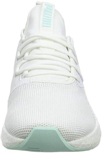 Puma Women s NRGY Neko Sport Wn s White-Fair Aqua Running Shoes-5 (.  Loading images... Back. Double-tap to zoom f7ae158f7