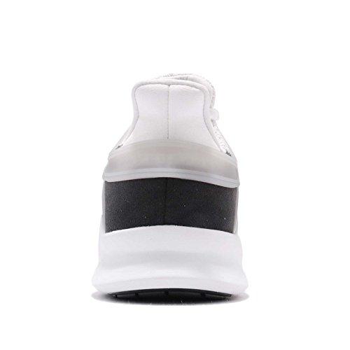 Adidas Heren Eqt Ondersteuning Adv, Krijt Pearl / Schoenen Wit / Scarlet, 10 M Ons