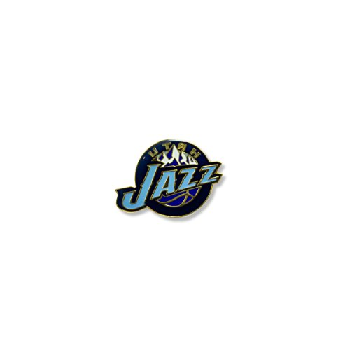 (NBA Utah Jazz Logo Pin)