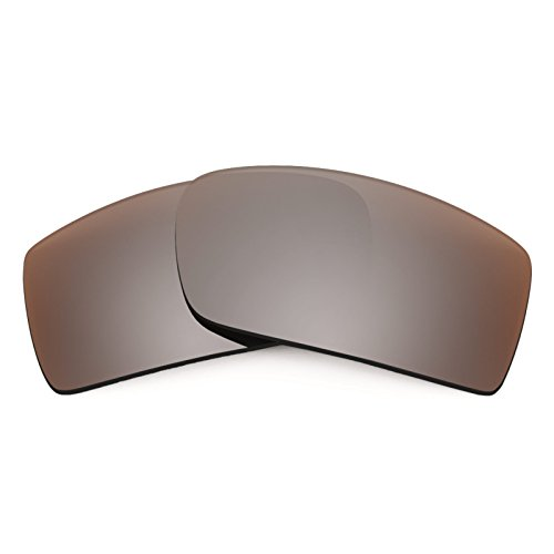 Verres de rechange pour Von Zipper Burnout — Plusieurs options Polarisés Elite Flash Bronze MirrorShield®