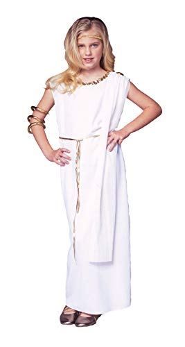 Girl Greek Costume (RG Costumes Athena Costume, Child Large/Size)