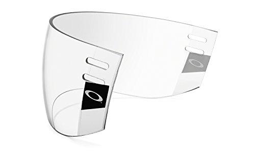 paras online Tarjouskoodi verkkosivusto alennus Oakley Modified Aviator Pro Cut Hockey Visor, Clear, One Size
