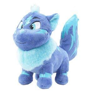 Neopets Plush Series 3 Electric Wocky [Toy]