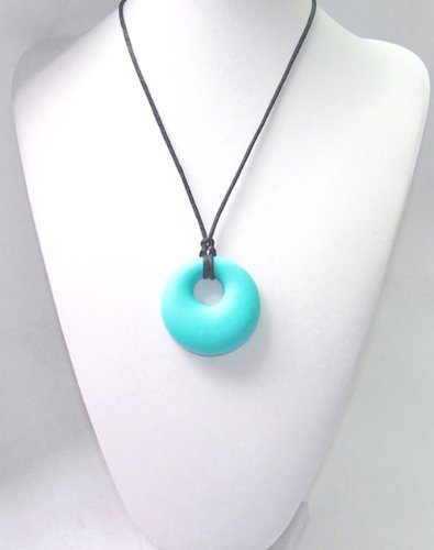 Silli Me Jewels Doughnut shaped Turquoise product image
