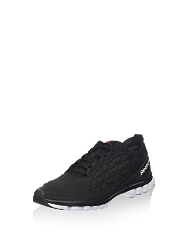 Reebok Sublite Super Duo 3.0, Zapatillas de Running Para Mujer Negro (Black / White)