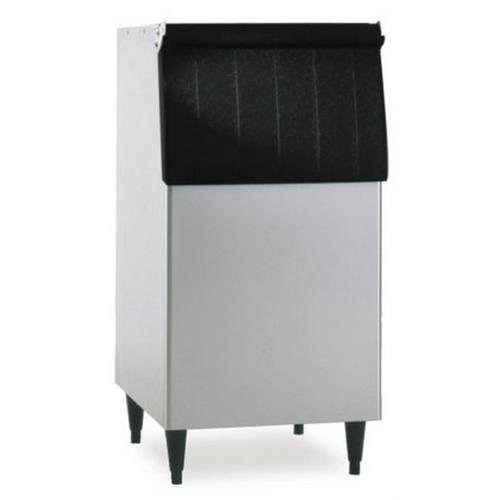 B-300PF 22'''' AHRI Rated Ice Storage Bin With 260 lbs. Storage Capacity And H-Guard Plus: Stainless Steel