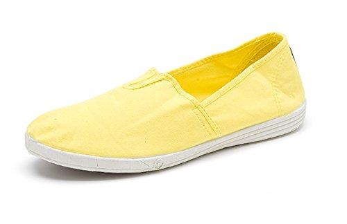 Materialien World Turnschuhe Sneakers Canvas Natural 305 Vegan 504 Freizeit Leinenschuhe mit Sommer Umweltfreundliche Eco – Gummizug Herren Leicht Schuhe Sneaker pY1ddaqx