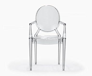 Ghost Stuhl Philippe Starck Replica