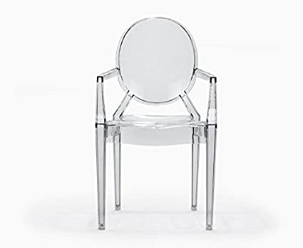 Amazon.de: Ghost Stuhl Philippe Starck Replica