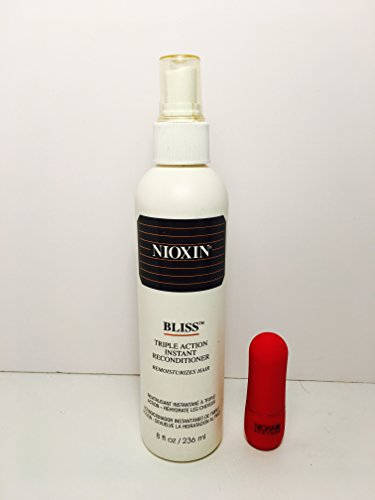 Nioxin Bliss Triple Action Instant Reconditioner 8fl oz /...
