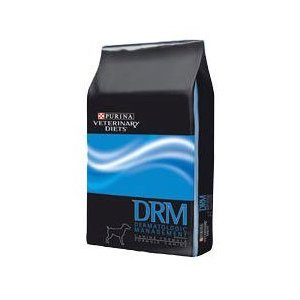 Purina Veterinary Diets DRM Dermatologic Management Dry Dog Food 18 lb bag by Purina Veterinary Diets