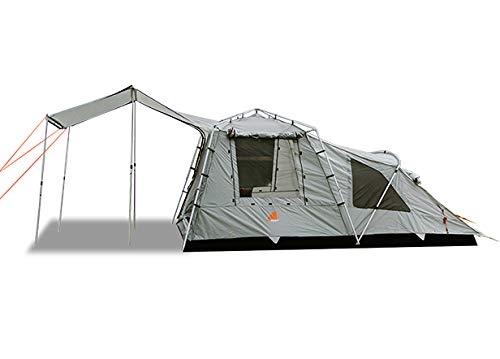 Oxley Oztent Lite 7 Quick Set Up Expedition Family Tent