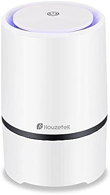 IREALIST 1 purificador de aire portátil, color blanco claro ...
