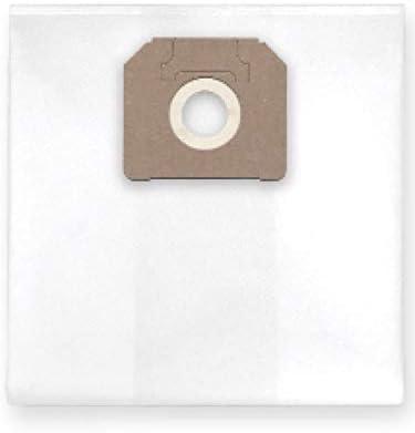10 sacs poussière pour Karcher NT 361 sacs pour Aspirateur Filtre Filtre sacs