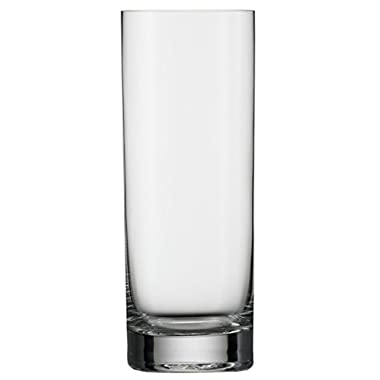 Stolzle New York Bar Tall Tumbler Glasses, Set of 6