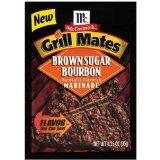 McCormick Brown Sugar Bourbon Marinade 1.25-oz. (6 Packets) ()