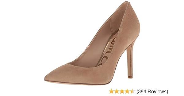 6ac2f461f5 Amazon.com | Sam Edelman Women's Hazel Dress Pump | Flats