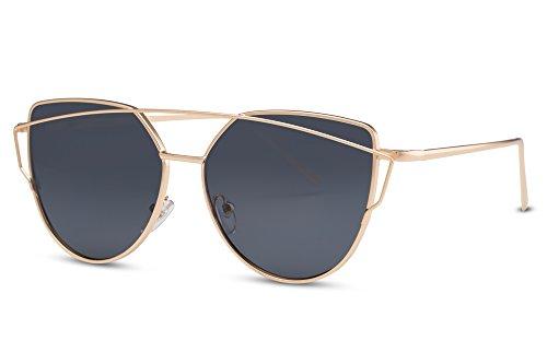 Hombres UV Retro Cheapass 009 Gafas 400 Metálicas Mujeres Ca Diseñador Sol Espejadas De rvnI4Rqv