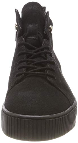 Women's 31 1 Black Top Hi 25258 Black Tamaris Trainers HwgdPqd