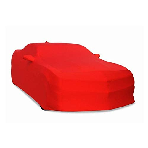 BAOYUANWANG Indoor Special car Cover (for Ferrari) Elastic car Clothing Elastic fit (Garage, auto Show, car Dealer) with Logo can be Customized (Color : Enzo)