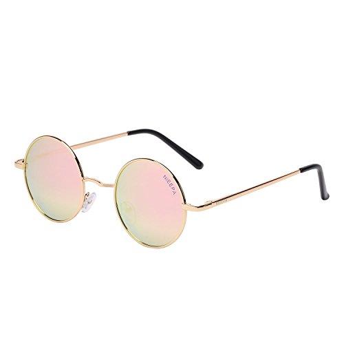 Buy mens round sunglasses