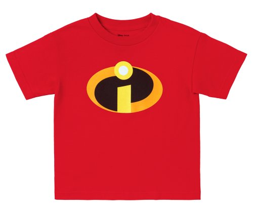 The Incredibles Costume Shirt Youth and Juvy (Juvy Large/7)