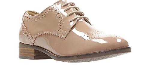Lacets Clarks Beige Ville Pour À Chaussures Femme De qw8wHaBg