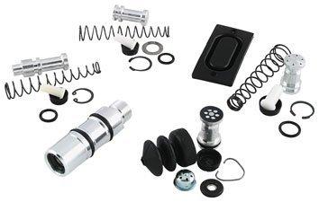(Biker's Choice Kelsey-Hayes Type Rear Master Cylinder Rebuild Kit For Harley Models - 11639(42374-77))