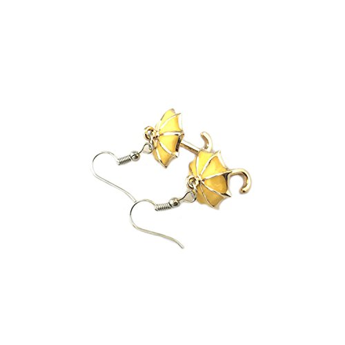 How I Met Your Mother Umbrella Drop Earrings With Gift Box from Outlander Gear ()