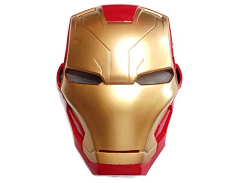 Superhero The Avengers Costume LED Light Eye Mask (Iron Man)