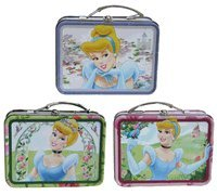 Disney Cinderella Mini Tin Lunch Box - Mini Tin Case