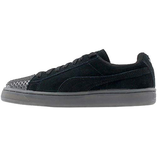 8 Black Suede Size Puma Casual Width Us Jelly Shoes Regular Women's Color A0ROq