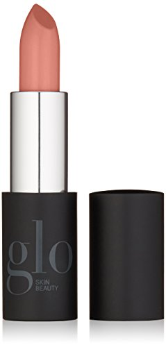 Glo Skin Beauty Lipstick in Organza - Warm Petal Nude | Creamy Long Lasting Lip Stick, 20 Shades