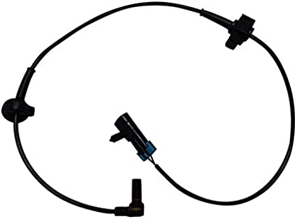 NEW ABS WHEEL SPEED SENSOR Fits 2007-2012 CADILLAC Chevy REAR 15121067 ALS1464