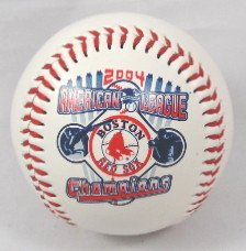 Rawlings Boston Red Sox 2004 American League Champions Commemorative - League American Baseball Rawlings